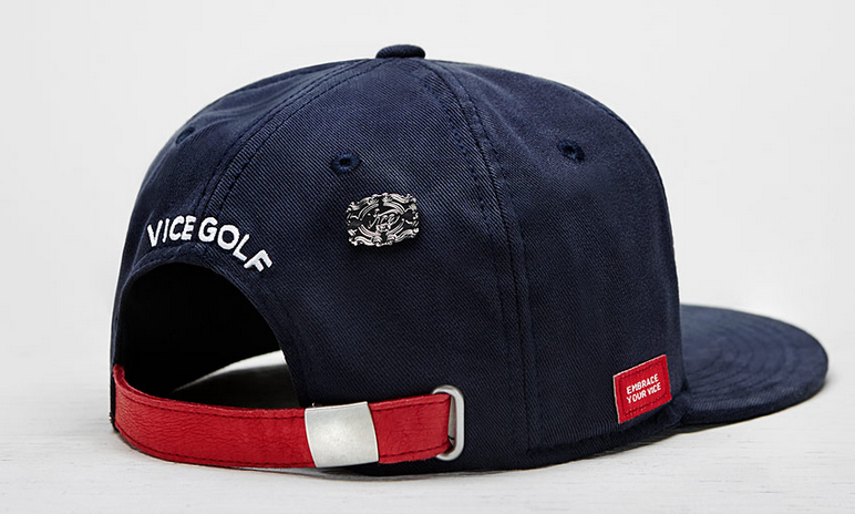 VICE Golf Scotland Snapback