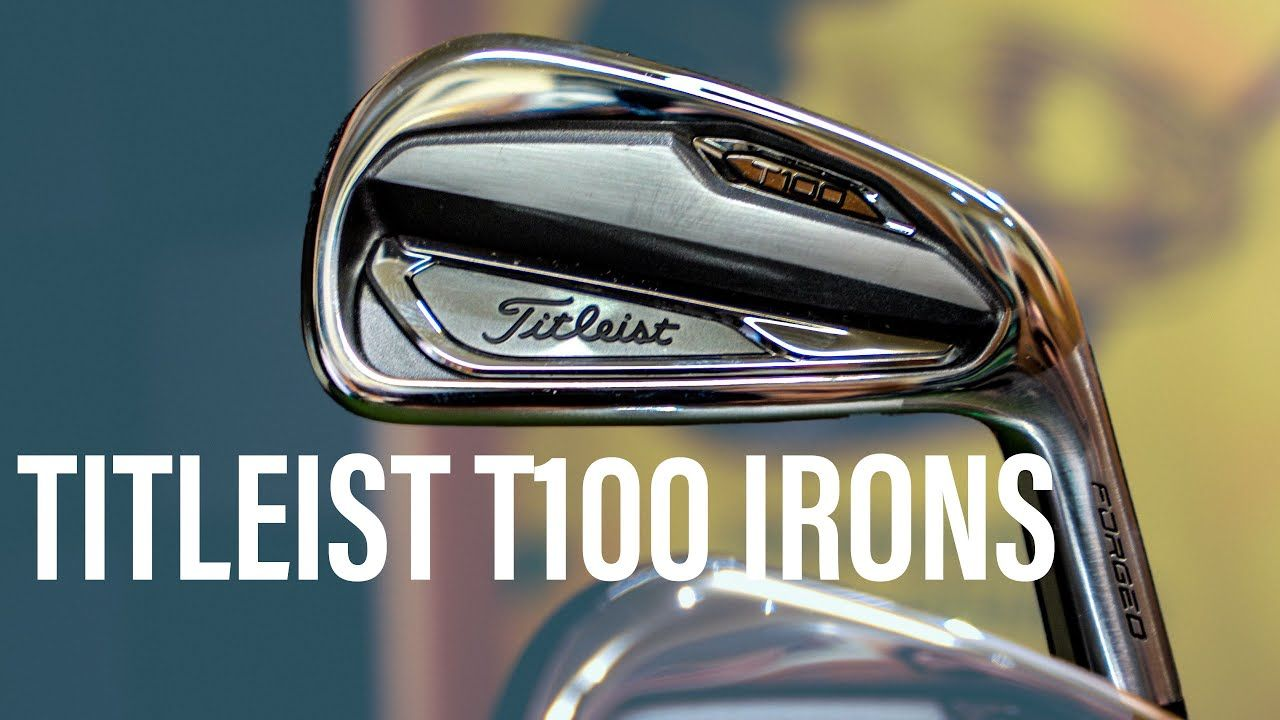 2019 Titleist T-100 Irons Review